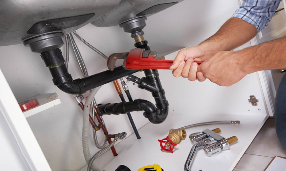Plumbing services hunter plumbing drainage master for Leaky pipe carries more water